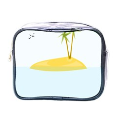 Summer Sea Beach Mini Toiletries Bags
