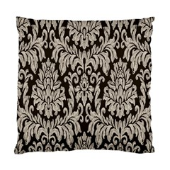 Wild Textures Damask Wall Cover Standard Cushion Case (two Sides) by Jojostore