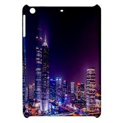 Raised Building Frame Apple Ipad Mini Hardshell Case by Nexatart