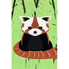 Red Panda Bamboo Firefox Animal 5 5  X 8 5  Notebooks
