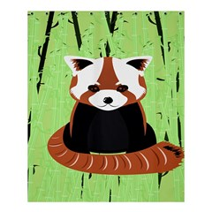 Red Panda Bamboo Firefox Animal Shower Curtain 60  X 72  (medium)