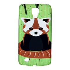 Red Panda Bamboo Firefox Animal Galaxy S4 Active