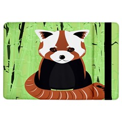 Red Panda Bamboo Firefox Animal Ipad Air Flip by Nexatart