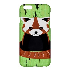 Red Panda Bamboo Firefox Animal Apple Iphone 6 Plus/6s Plus Hardshell Case