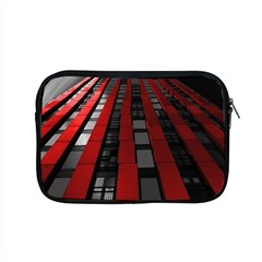 Red Building City Apple Macbook Pro 15  Zipper Case