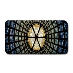 Stained Glass Colorful Glass Medium Bar Mats