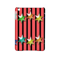 Star Christmas Greeting Ipad Mini 2 Hardshell Cases by Nexatart