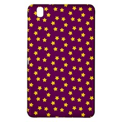Star Christmas Red Yellow Samsung Galaxy Tab Pro 8 4 Hardshell Case by Nexatart
