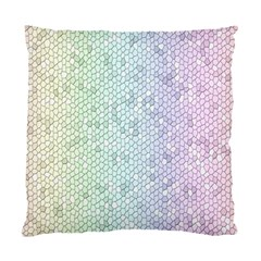 The Background Wallpaper Mosaic Standard Cushion Case (one Side) by Nexatart