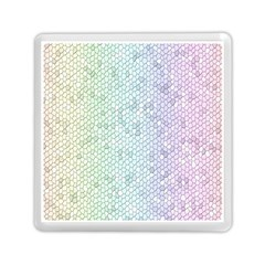 The Background Wallpaper Mosaic Memory Card Reader (square)