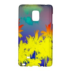 Tropical Cool Coconut Tree Galaxy Note Edge by Jojostore