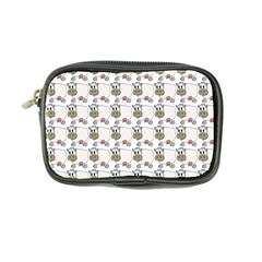 Cow Eating Line Coin Purse by Jojostore