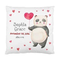 Love Panda Baby Cushion Case (single Sided)  by strawberrymilkstore8