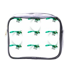 Flying Dragonfly Mini Toiletries Bags