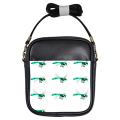 Flying Dragonfly Girls Sling Bags by Jojostore