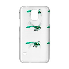 Flying Dragonfly Samsung Galaxy S5 Hardshell Case