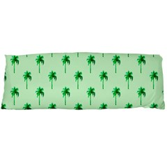 Palm Tree Coconoute Green Sea Body Pillow Case Dakimakura (two Sides) by Jojostore