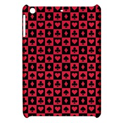 Queen Hearts Card King Apple Ipad Mini Hardshell Case