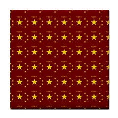 Chinese New Year Pattern Face Towel