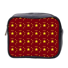 Chinese New Year Pattern Mini Toiletries Bag 2-Side
