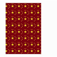 Chinese New Year Pattern Small Garden Flag (Two Sides)