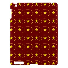 Chinese New Year Pattern Apple iPad 3/4 Hardshell Case
