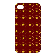 Chinese New Year Pattern Apple iPhone 4/4S Premium Hardshell Case