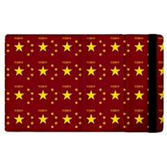 Chinese New Year Pattern Apple iPad 2 Flip Case