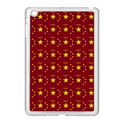 Chinese New Year Pattern Apple iPad Mini Case (White)