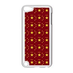 Chinese New Year Pattern Apple iPod Touch 5 Case (White)
