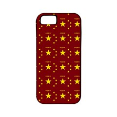 Chinese New Year Pattern Apple iPhone 5 Classic Hardshell Case (PC+Silicone)