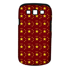 Chinese New Year Pattern Samsung Galaxy S III Classic Hardshell Case (PC+Silicone)