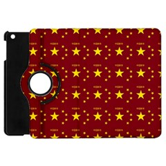Chinese New Year Pattern Apple iPad Mini Flip 360 Case