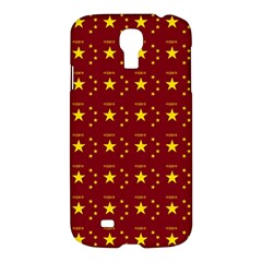 Chinese New Year Pattern Samsung Galaxy S4 I9500/I9505 Hardshell Case