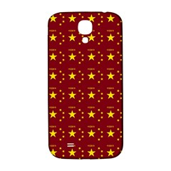 Chinese New Year Pattern Samsung Galaxy S4 I9500/I9505  Hardshell Back Case