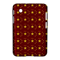 Chinese New Year Pattern Samsung Galaxy Tab 2 (7 ) P3100 Hardshell Case