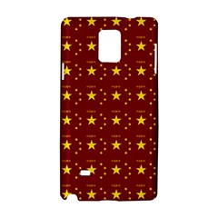 Chinese New Year Pattern Samsung Galaxy Note 4 Hardshell Case