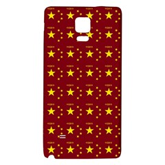 Chinese New Year Pattern Galaxy Note 4 Back Case