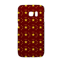 Chinese New Year Pattern Galaxy S6 Edge