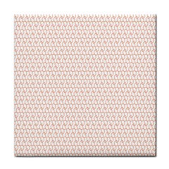 Rose Gold Line Tile Coasters by Jojostore