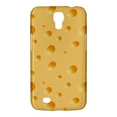 Seamless Cheese Pattern Samsung Galaxy Mega 6 3  I9200 Hardshell Case