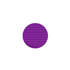 Surface Purple Patterns Lines Circle 1  Mini Buttons by Jojostore