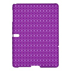 Surface Purple Patterns Lines Circle Samsung Galaxy Tab S (10 5 ) Hardshell Case  by Jojostore