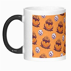 Helloween Moon Mad King Thorn Pattern Morph Mugs
