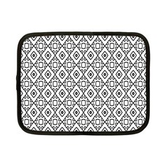 Triangel Plaid Netbook Case (small)