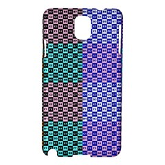 Alphabet Number Samsung Galaxy Note 3 N9005 Hardshell Case by Jojostore