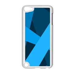 Blue Flag Apple Ipod Touch 5 Case (white)