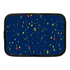 Christmas Sky Happy Netbook Case (medium)  by Jojostore
