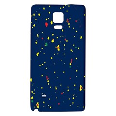 Christmas Sky Happy Galaxy Note 4 Back Case by Jojostore