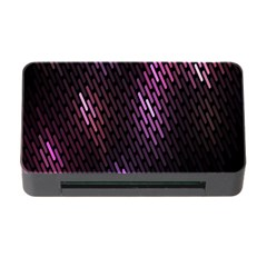 Fabulous Purple Pattern Wallpaper Memory Card Reader With Cf